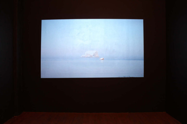 Marco G. Ferrari, Aspect/Ratio Gallery, Chicago, IL, US, 2015. Installation view of Resti, 2014.