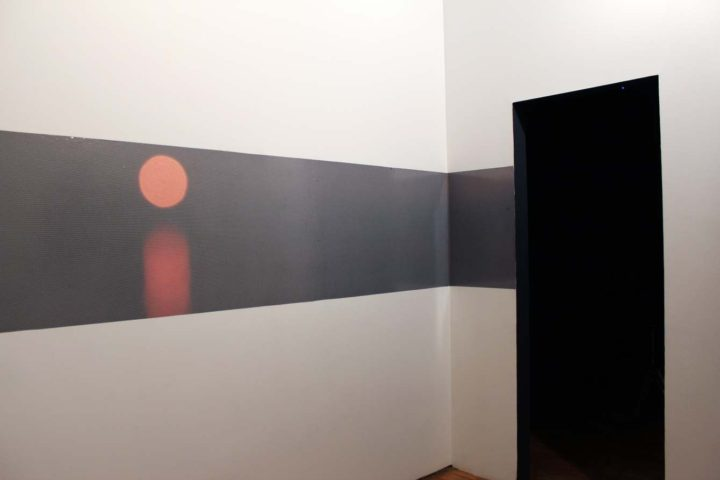 Marco G Ferrari, Aspect/Ratio, Chicago, Illinois, March 13–April 18, 2015. View of Peer, 2014.