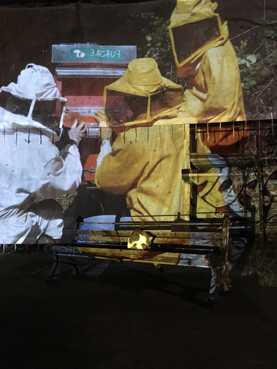 Porta Maggiore Projection – #1 Public Film Shoot