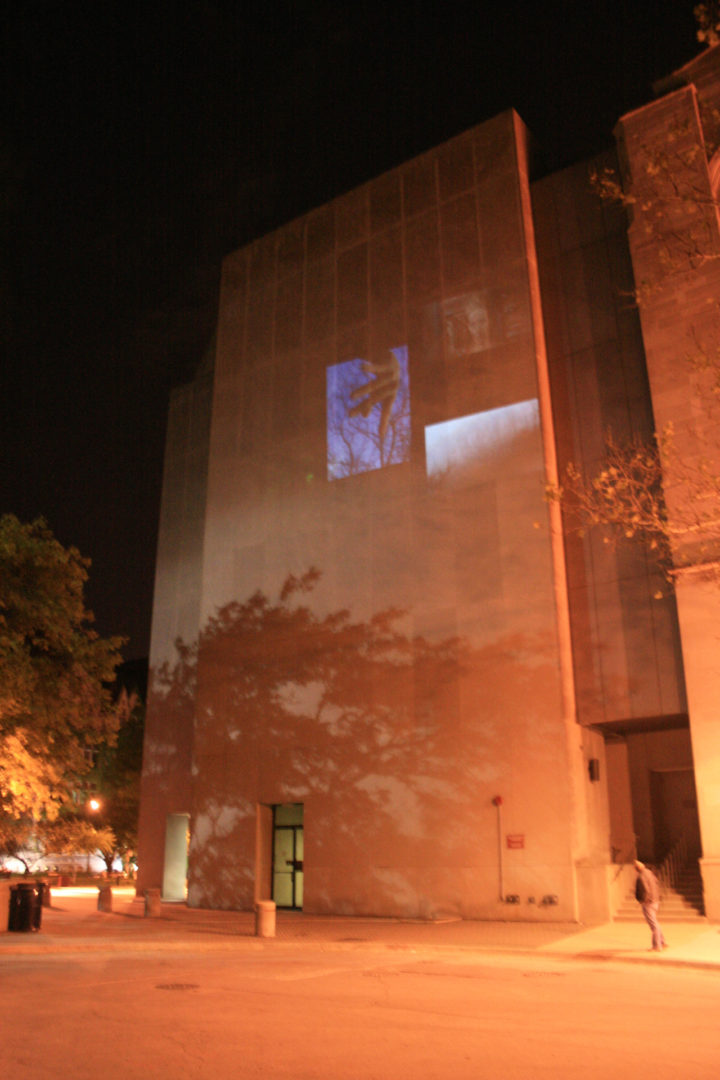 Opening Projection