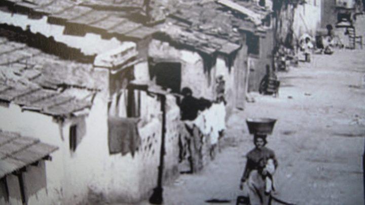 Via Mandrione, archival image.