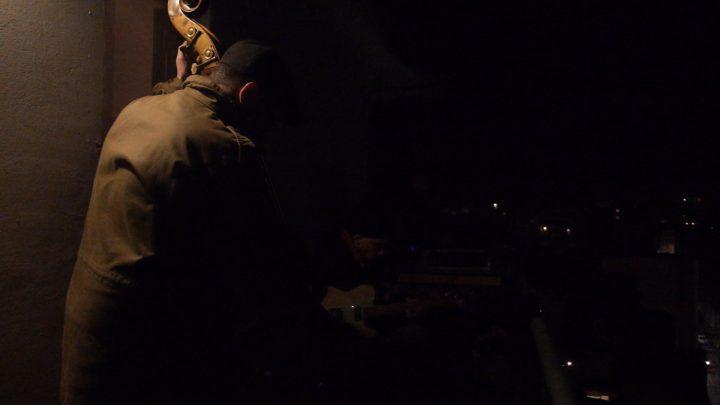 Sirenii (per una scena di Porta Maggiore): Proiezione notturna estranea n. 5; Facciata del palazzo di via Braccio da Montone 62, Pigneto, with musicians Legari and Ancillotto, public projection, Marco G. Ferrari. In Marco Asilo: La Casa Ospitale; Home Performances (for the broken hearts), Rome, Italy, February 14, 2020, group exhibit.
