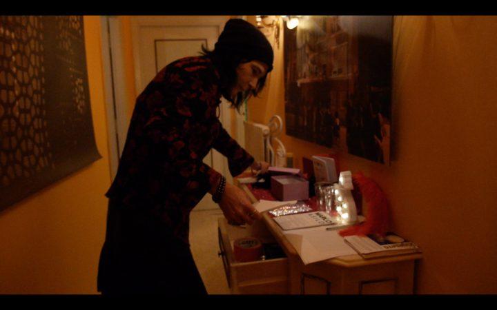 Donatella Della Ratta, Marco Asilo: La Casa Ospitale; Home Performances (for the broken hearts), Rome, 2-14-2020, presented by Rigenera.