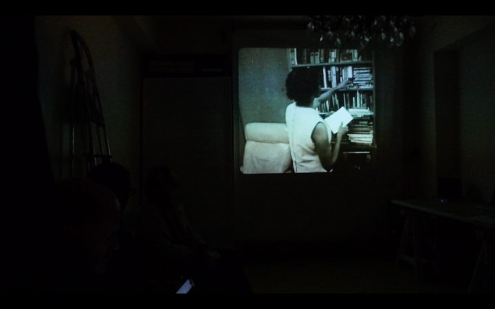 Screening room, Marco Asilo: La Casa Ospitale; Home Performances (for the broken hearts), Rome, 2-14-2020, presented by Rigenera.