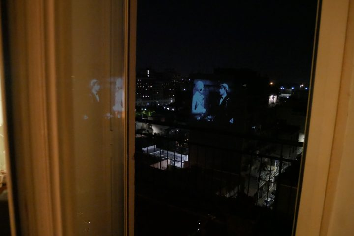 rigenera-marcoasilo-quarantinehearts-homeprojections-20200403-marcogferrari-home-rome-groupscreenings-n03-thecamerman-buster-polipo-ferrari-windowtoscreen-misc-projection-030