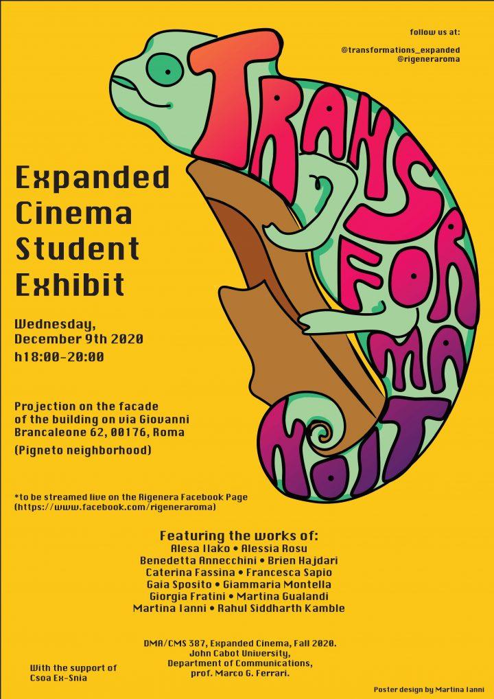 rigenera-marcoasilo-quarantinehearts-homeprojections-20201209-marcogferrari-home-rome-groupscreenings-n09-transformation-exapnded-cinema-class-student-projection-dma387-johncabotuniversity-poster