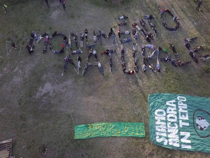 Vogliamo Il Lago e L'Ex Snia Monumento Naturale! – Global Climate Strike For Future