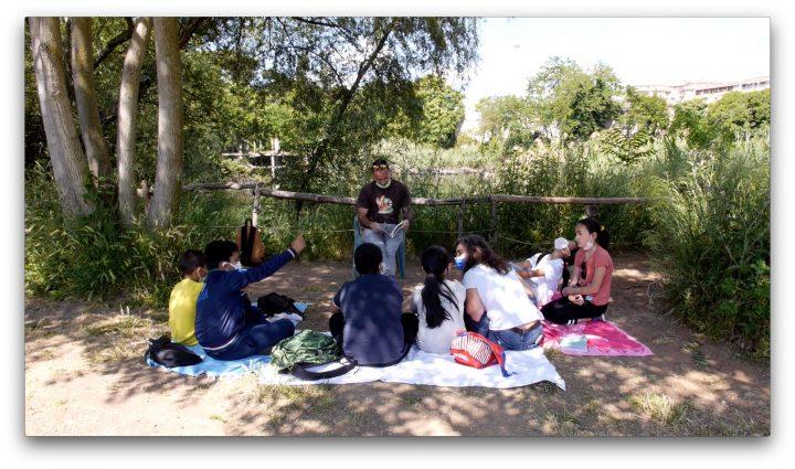fermiamo-le-ruspe-scuola-pisacane-al-lago-bullicante-exsnia-maggio-libri-2021_hdvideo_rome-italy_marcogferrari-forum-parco-energie_video-frame